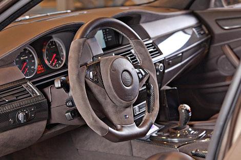 Обновленный BMW M5 Touring стал самым быстрым универсалом