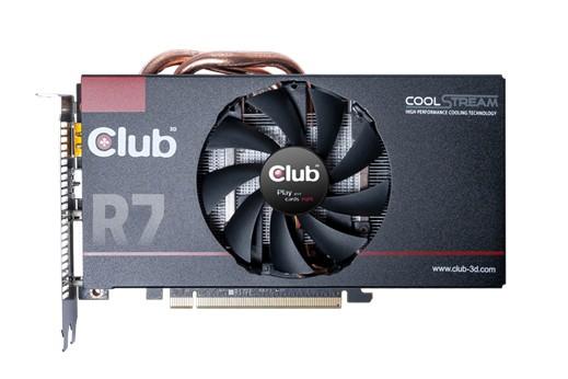 Club 3D представила версию адаптера Radeon R7 265 royalQueen