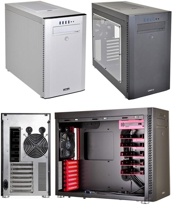 От прототипа к готовому продукту: корпус Lian Li PC-A51