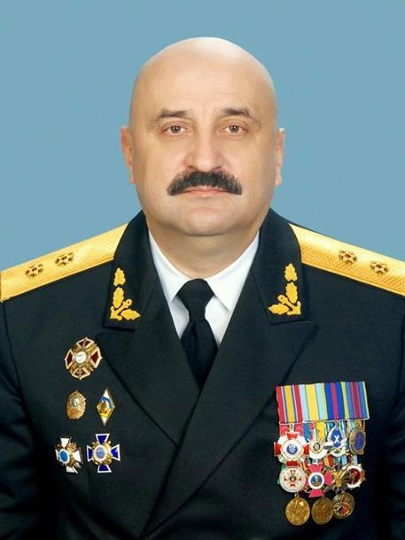 Адмирал из Крыма стал главой Генштаба Украины