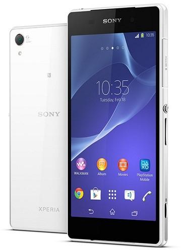 "Sony Xperia Z2: 5,2"" флагман с защитой от влаги"