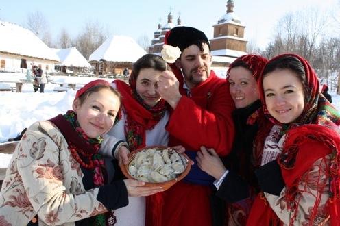 Как в Киеве будут праздновать Масленицу