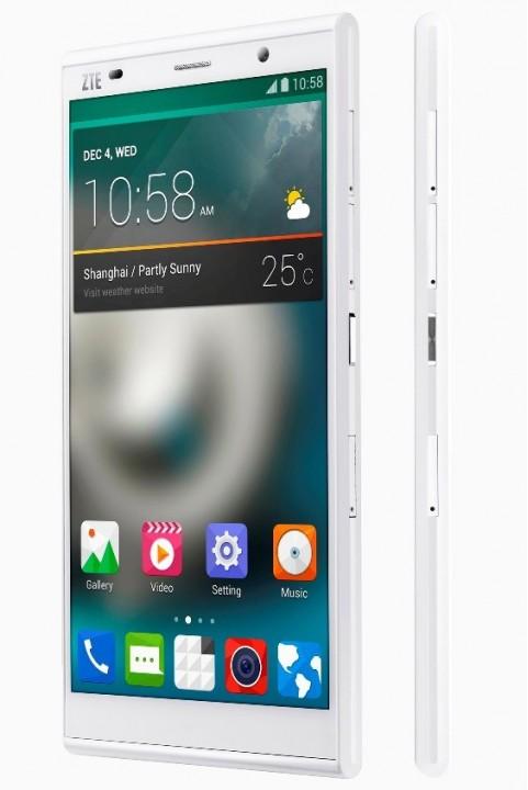 Фаблет ZTE Grand Memo II LTE с 6-дюймовым экраном