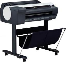 В OCS появились новые широкоформатные принтеры Canon