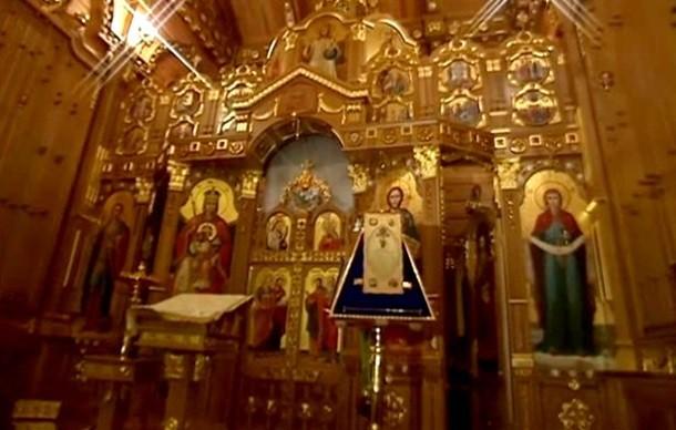 В Межигорье у Януковича была личная часовня (ФОТО)