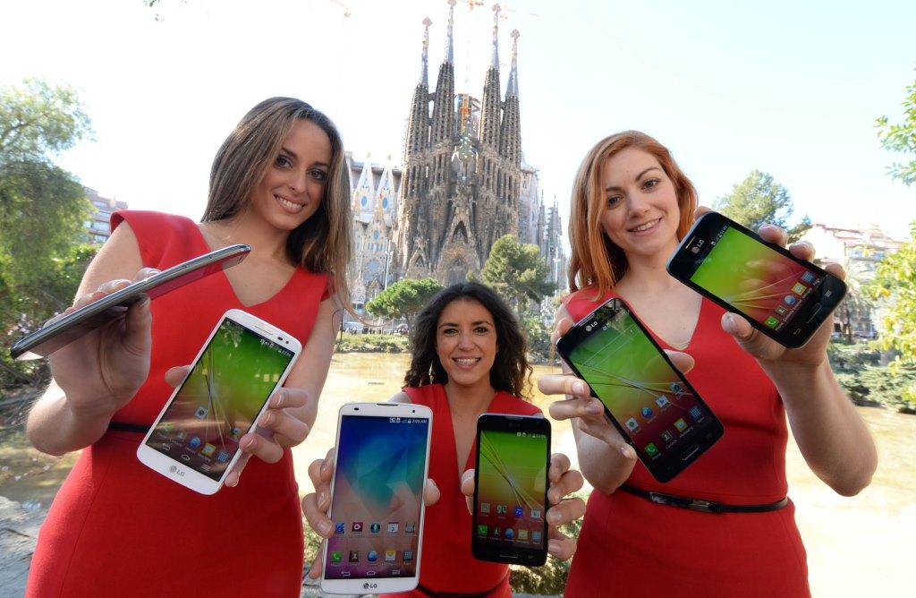 Компания LG Electronics готова удивить в 2014 году