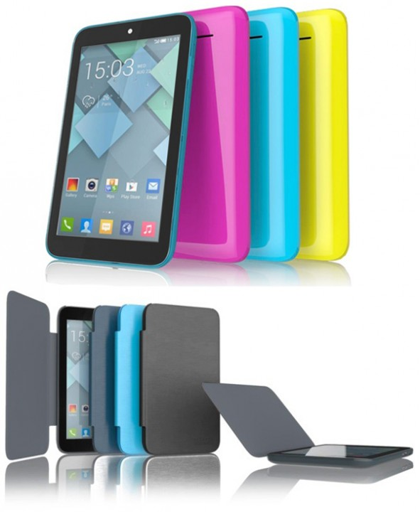Alcatel One Touch PIXI 7: компактный планшет за 80 евро
