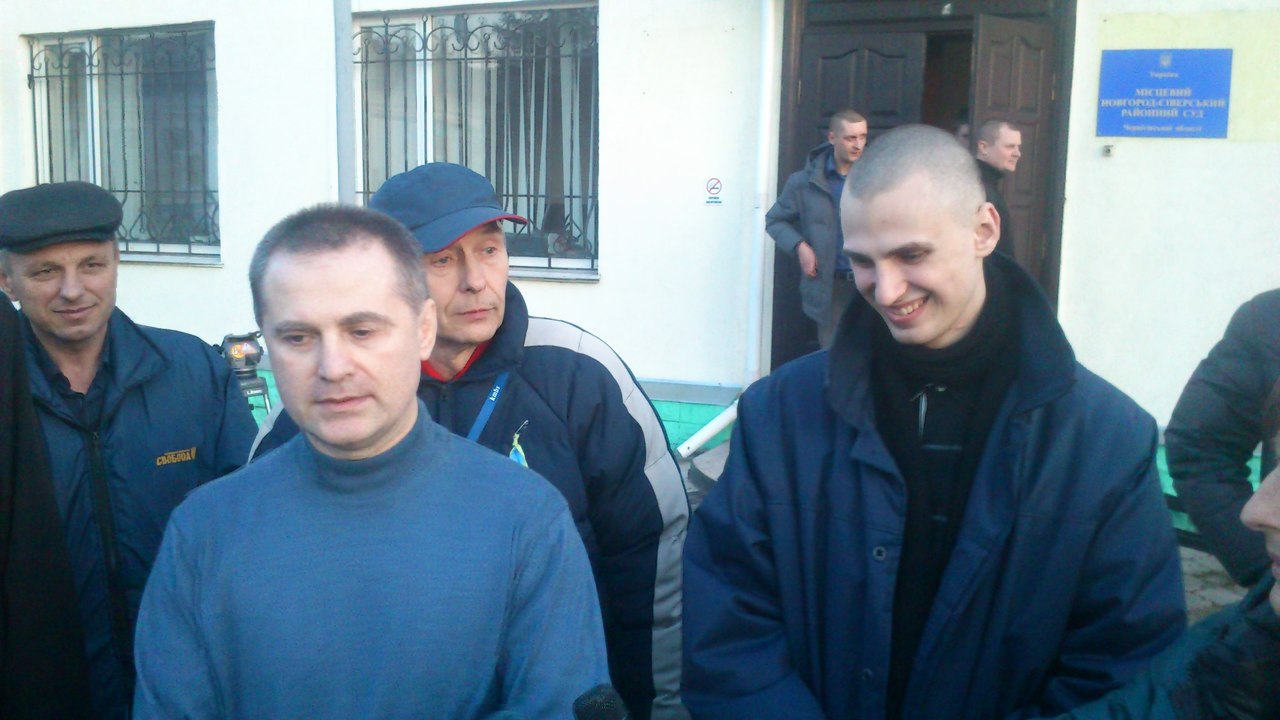 """Дмитрий Павличенко: """"Сначала на Майдан, а потом домой"""""""