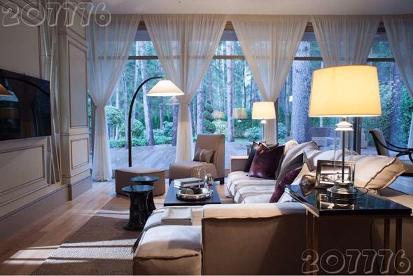 Янукович купил дом в России за 52 млн долларов (ФОТО)