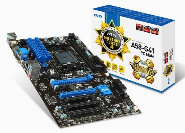 Три материнки под процессоры Kaveri на чипсете AMD A58