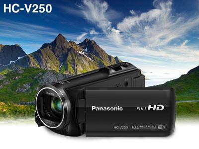 "Full HD-видеокамеры Panasonic скоро в ""ОнЛайн Трейд"""