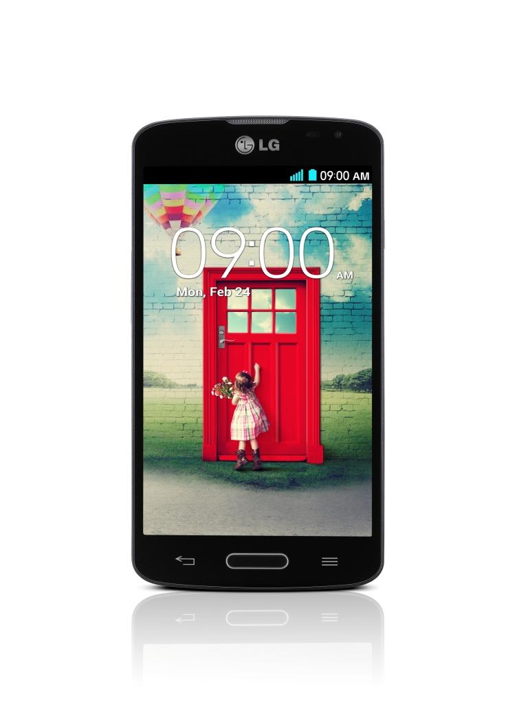 LG Electronics представила LTE-смартфон LG F70