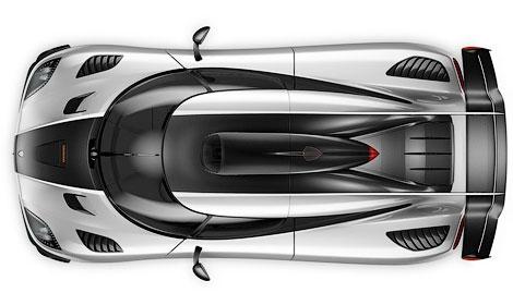 """""""Мегакар"""" от Koenigsegg: первые фото"""