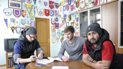 Милевский стал игроком «Актобе» (ФОТО)