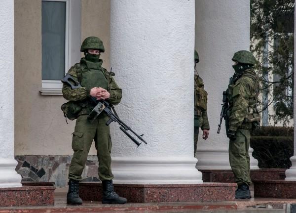Военные части в Крыму отказались выполнять ультиматум РФ