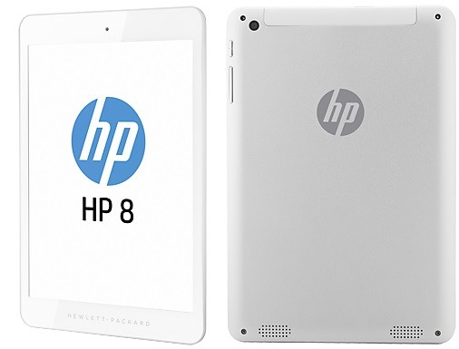 "Экономный 7,85"" Android-планшет: HP 8 1401"