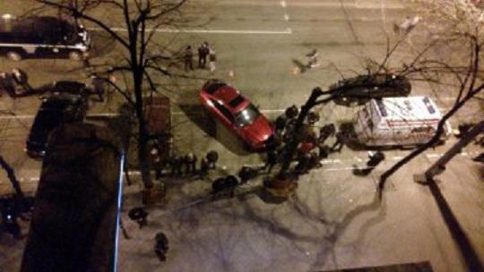Двойное убийство произошло в Харькове