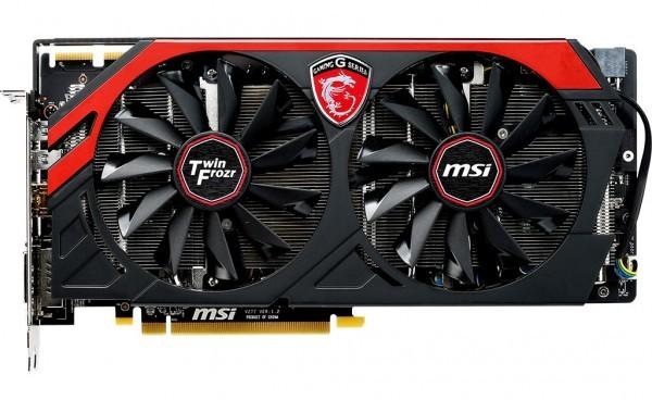 MSI анонсирует графический ускоритель Radeon R9 280 Gaming