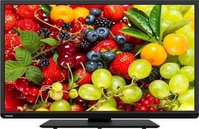 LED-телевизоры Toshiba серий W3 и L3 уже в России