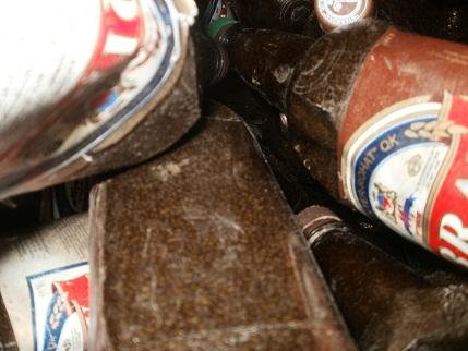 В Украину пытались ввезти 100 кг запрещенного вещества. ФОТО