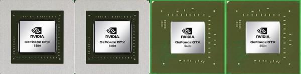 NVIDIA представила мобильные адаптеры GeForce 800M