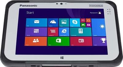 Новый планшет от Panasonic
