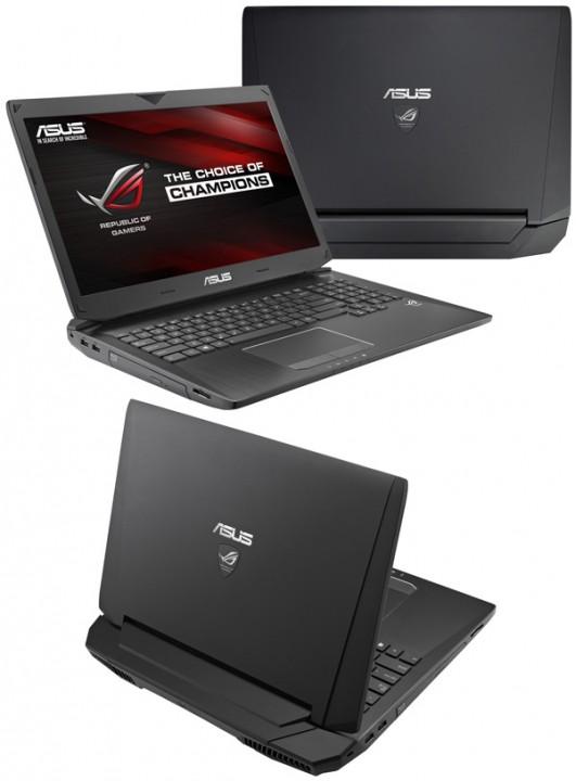 Ноутбуки Asus с графикой Nvidia GeForce GTX 800M Series