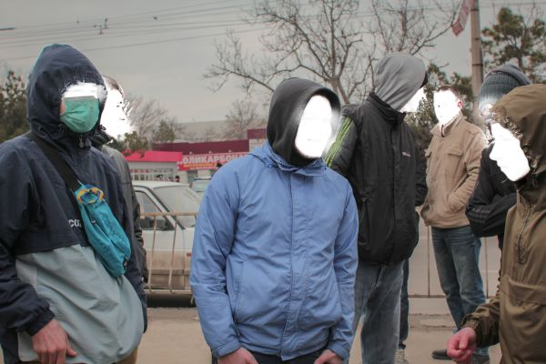 Ультрас Крыма: интервью с проукраинскими активистами