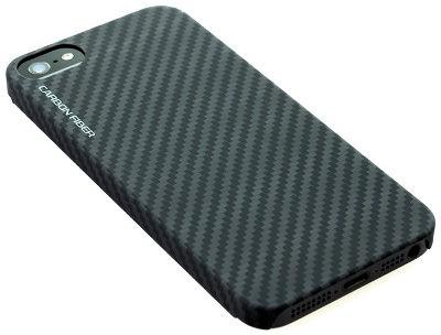 Защитные чехлы Gmini mCase Carbon MCI5C1 для iPhone 5 и 5S