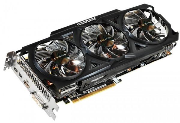 Графический ускоритель Radeon R9 280 WindForce OC