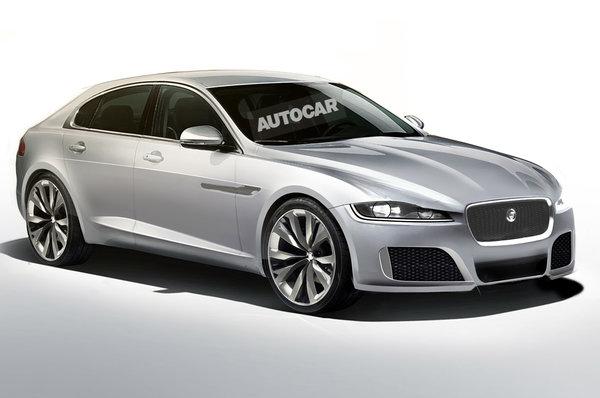 Инновационно-новый Jaguar XE: первые подробности (Фото)