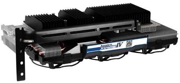 Высокоэффективные VGA-кулера серии Accelero от Arctic