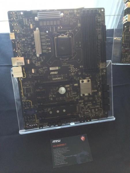 MSI раскрыла особенности материнских плат серии Z97 Gaming