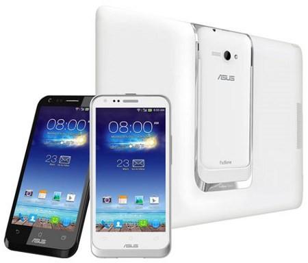 Новые мобильные устройства линейки PadFone от ASUS