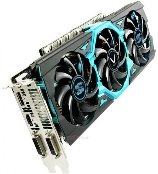 Анонс видеокарты Sapphire Radeon R9 290 Vapor-X OC