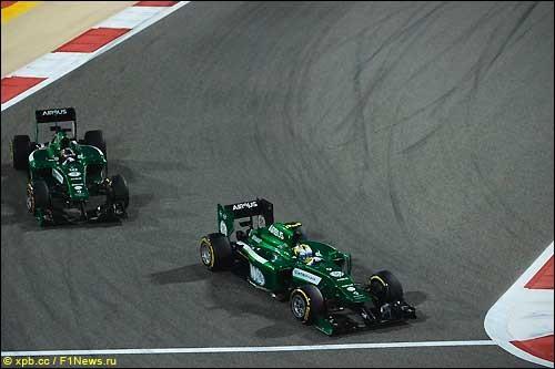 Комментарии после гонки: Гран При Бахрейна