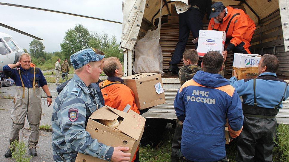 Россия прислала Крыму некачественную гуманитарную помощь