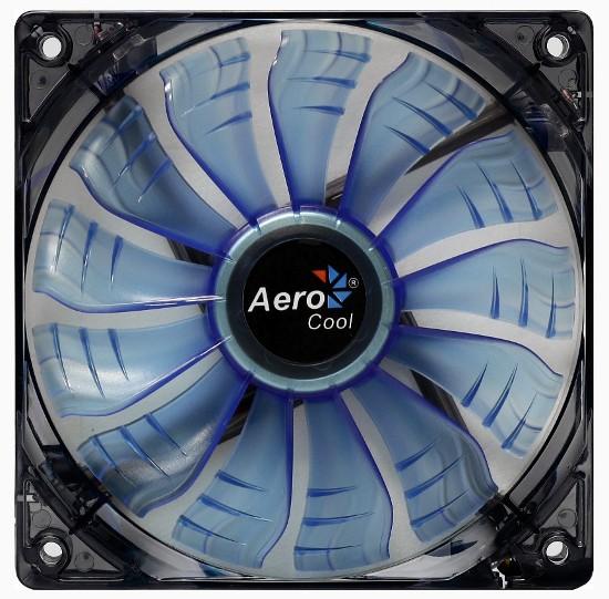 Корпусные вентиляторы Aerocool серии Air Force уже в продаже