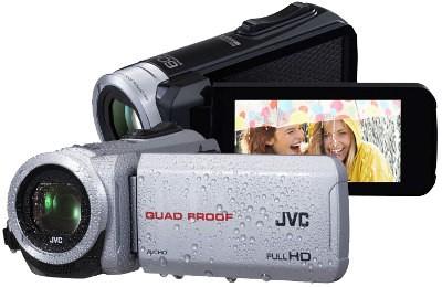 Видеокамеры JVC GZ-R15 и R10 доступны на рынке