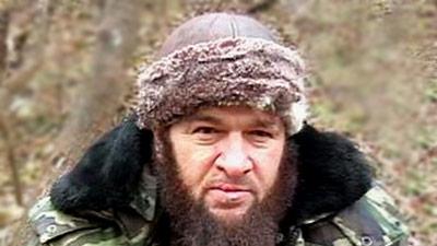 Кадыров: Труп Умарова ищут в горно-лесистом массиве Чечни