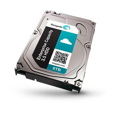 Самый быстрый жёсткий диск ёмкостью 6 Тбайт
