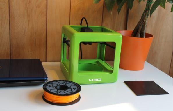 3D-принтер Micro собрал на Kickstarter 1 млн.$ за 1 день