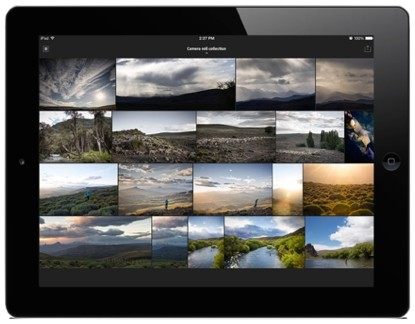 Adobe Lightroom теперь и на iPad