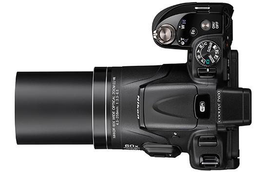 Камера Nikon Coolpix P700 с 1-дюймовым сенсором Aptina