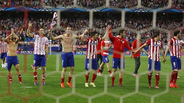 Вирус «Атлетико» уничтожил «Барселону»