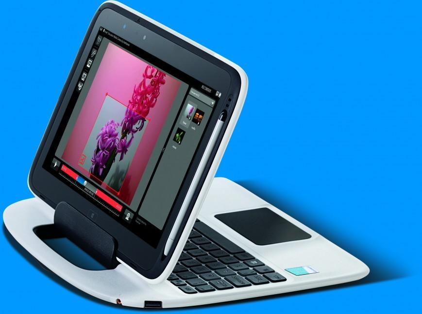 Портативный компьютер-гибрид Education 2 в 1 для школьников