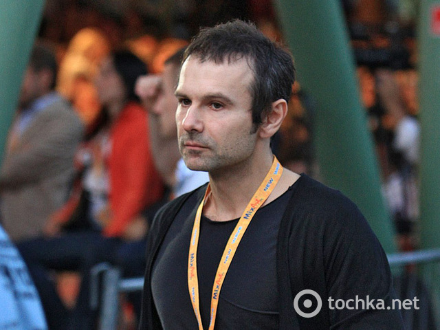 Святослав Вакарчук написал первую песню за четыре месяца