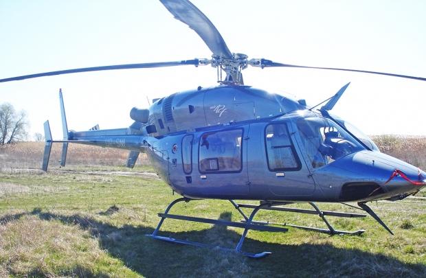 Пашинский слетал на рыбалку в заповедную зону на вертолете