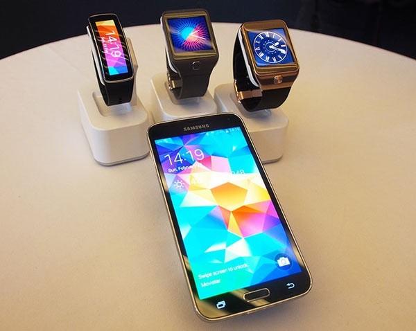 Samsung Galaxy S5: продажи на старте