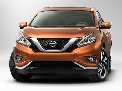 Стали доступны фото нового Nissan Muranо